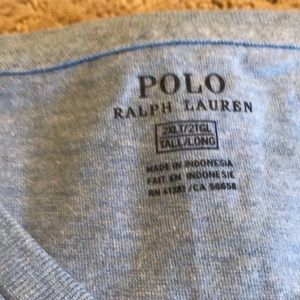 Polo by Ralph Lauren Shirts - Men's v neck Polo T-shirt